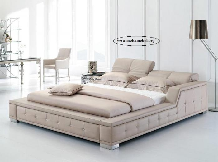 2a17d5d88e9 Тапицирана спалня лукс по поръчка, кожена спалня, спалня мека мебел ...